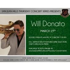 Will Donato - March 19th, 2020